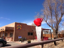 Best coffee and espresso in Taos, New Mexico